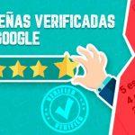 Reseñas verificadas de clientes de Google